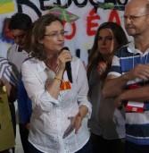Rio Vermelho é cenário de ativismo contra a redução da maioridade penal