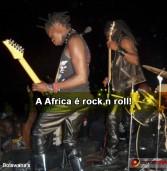 Rock Africano, mais um ritmo que aflora do continente através da internet