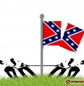 Uso da bandeira dos Estados Confederados divide americanos