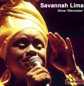 Show de Savannah Lima é produzido por jovens empreendedoras culturais