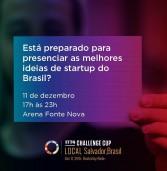 20 Startups Brasileiras concorrerem a U$1milhão de dólares