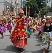 Ancestralidade africana marca a VI Caminhada da Rainha Nzinga