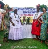 Bloco Alvorada oferece oficinas de produção cultural para mulheres