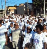 Terreiros realizam caminhada nesta terça-feira (15), em Salvador