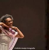 Vera Lopes apresenta monólogo sobre vivências de mulheres negras