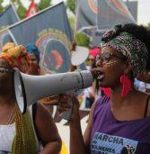 Neste terça (25) mulheres negras realizam marcha contra violência