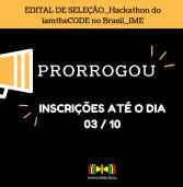 Mídia Étnica Lab: Inscrição para Hackathon encerra amanhã (03)