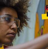Tinta, academia e rua: Conheça Tata Ribeiro