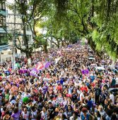 #EleNão: Milhares de pessoas ocupam às ruas de Salvador contra Bolsonaro