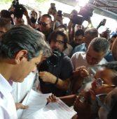 Movimento Negro na Bahia entrega manifesto antirracista à Fernando Haddad