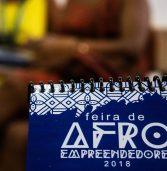 Feira reúne afroempreendedores no Pelourinho