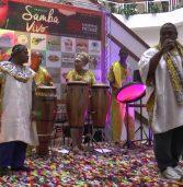 6ª edição do Samba Vivo divulga o Carnaval negro de Salvador