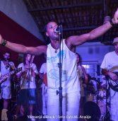 Dão canta Roberto Carlos é atração principal da Yemanjá é Black