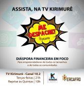 Programa sobre afro-empreendedorismo estreia na TV aberta da Bahia