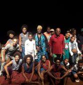 Comunidade negra de Cachoeira prestigia Contos de Azeviche