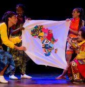Histórias da África contadas por jabutis-griôs em peça infantil