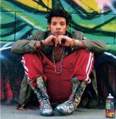 A rebeldia e pioneirismo da arte de Basquiat são encenados no Pelourinho