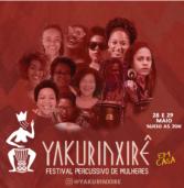 Festival reúne mulheres percussionistas para apresentações em casa
