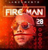 Fire Man: mais um lançamento do rapper Jaii Anjo chega às plataformas digitais