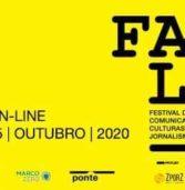 Festival Fala! debate jornalismo de causas, cultura e comunicação