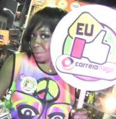 Momentos do Carnaval de Salvador registrados pelo Correio Nagô