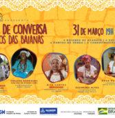 Associação das Baianas de Acarajé realiza Iª Roda de Conversa 4 Pontos das Baianas