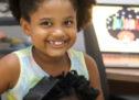 Projeto sobre cabelos crespos na infância abre inscrições para vivências online com crianças