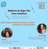 Live promove bate papo online sobre Mulheres de Abya nesta quarta (10)