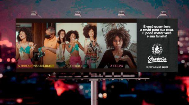 Movimento negro exige retirada de campanha publicitária racista divulgada pela prefeitura de Juazeiro-BA