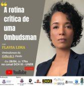 Flávia Lima, Ombudsman da Folha de São Paulo, fará palestra no canal da UNEB de Juazeiro-BA