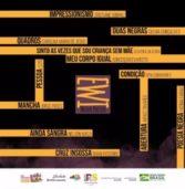 """Estreia, nesta sexta, a série """"Ewi – Negras poesias"""" com obra de Juraci Tavares"""