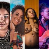 Mostra Frequências Preciosas apresenta artistas negras e afro-ameríndias