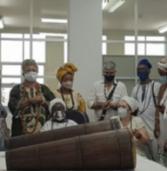 Acervo de peças de religiões de matriz afro-brasileira, apreendidas entre os anos de 1889 e 1945, passa a integrar o Museu da República