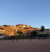 Festival digital de pagode baiano acontece através de video mapping na periferia de Salvador