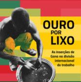 """Geógrafo Kauê Lopes lança o livro """"Ouro por Lixo"""" sobre as desigualdades na Divisão Internacional do Trabalho"""