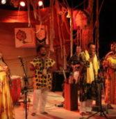 O Grupo Performáticos Quilombo realizará o show magia no Teatro Sesc- Pelourinho