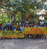 Jovens indígenas debatem a luta por direitos