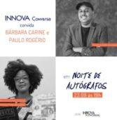 Bárbara Carine e Paulo Rogério realizam Noite de Autógrafos em Salvador nesta quinta-feira