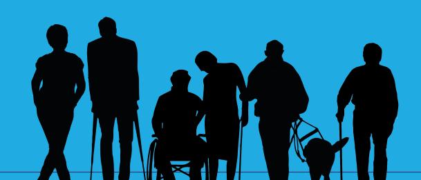Superação e luta das pessoas com deficiência no Brasil.